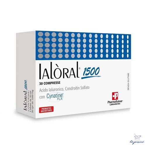 IALORAL 1500 30 COMPRESSE