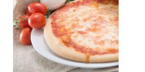 PIZZA MARGHERITA SENZA GLUTINE 140 G