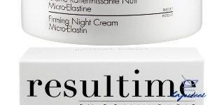 RESULTIME CREME RAFFERMISSANTE NUIT MICRO-ELASTINE