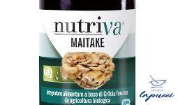 NUTRIVA MAITAKE 60 VEGICAPSULE