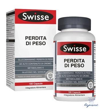 SWISSE PERDITA DI PESO 180 CAPSULE