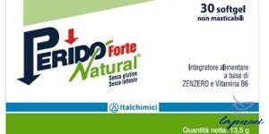 PERIDO NATURAL FORTE 30 SOFTGEL