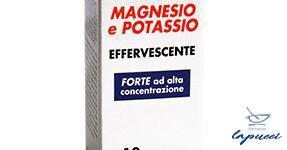 MASSIGEN MAGNESIO E POTASSIO EFFERVESCENTE PLUS 10 COMPRESSE
