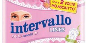 PROTEGGISLIP LINES INTERVALLO FRESH RIPIEGATO 20 PEZZI