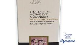HINO NATURAL SKINCARE PRO BALANCE HAMAMELIS ACTIVE EYE CLEANSER