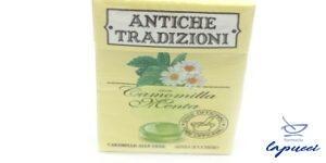 ANTICHE TRADIZIONI CARAMELLE SENZA ZUCCHERO CAMOMILLA