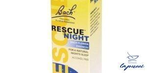 RESCUE ORIGINAL NIGHT SENZA ALCOL GOCCE 20 ML
