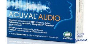 ACUVAL AUDIO 14 BUSTINE OROSOLUBILE 1,8 G
