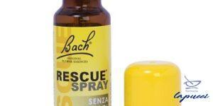 RESCUE ORIGINAL SPRAY SENZA ALCOL 20 ML