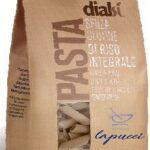 DIALSI' PASTA RISO INTEGRALE PENNE RIGATE NUMERO 34 400 G