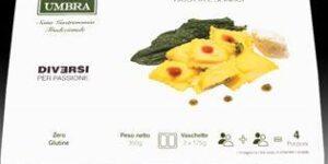 CASA UMBRA RAVIOLI RICOTTA E SPINACI 350 G
