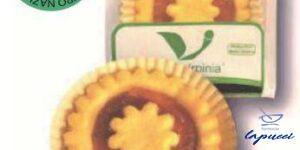CROSTATA ALBICOCCA 18 X 60 G