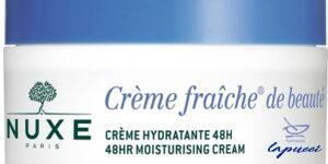 NUXE CREME FRAICHE DE BEAUTE CREME FONDANTE HYDRATANTE 48 H50 ML