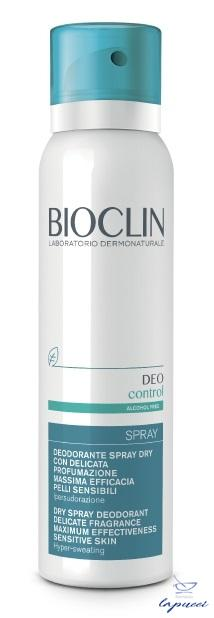 BIOCLIN DEO CONTROL SPRAY DRY 150 ML