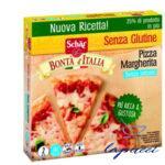 SCHAR SURGELATI PIZZA MARGHERITA SENZA LATTOSIO 700 G 1 PEZZO