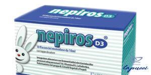 NEPIROS D3 10 FLANCONCINI DA 10 ML