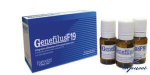 GENEFILUS F19 10 FLACONI DA 10 ML