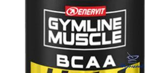 GYMLINE MUSCLE BCAA 4:1:1 KYOWA QUALITY COMPRESSE 180 COMPRESSE