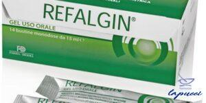 REFALGIN GEL OROSOLUBILE ANTIREFLUSSO 14 BUSTINE 15 ML
