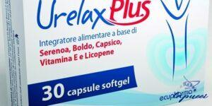 URELAX PLUS 30 CAPSULE SOFTGEL