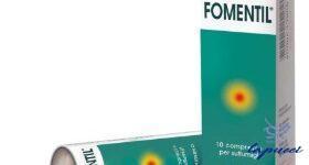 FOMENTIL 10 COMPRESSE X SUFFUMIGI