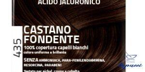 EUPHIDRA COLORPRO XD 435 CASTANO FONDENTE GEL COLORANTE CAPELLI