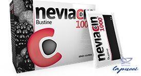 NEVIACIN 1000 BUSTINA 80 G