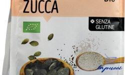 SEMI DI ZUCCA DECORTICATI SENZA GLUTINE BIO 200 G