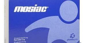 MOSIAC 20 CAPSULE