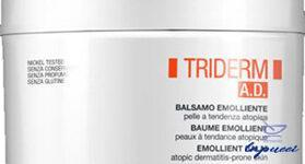 TRIDERM AD BALSAMO EMOLLIENTE 450 ML