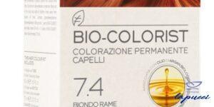 BIOCLIN BIO COLORIST 7,4 BIONDO RAME