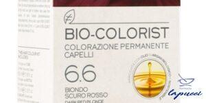 BIOCLIN BIO COLORIST 6,6 BIONDO SCURO ROSSO