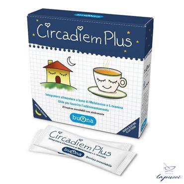 CIRCADIEM PLUS 20 BUSTINE