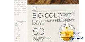 BIOCLIN BIO COLORIST 8,3 BIONDO CHIARO DORATO