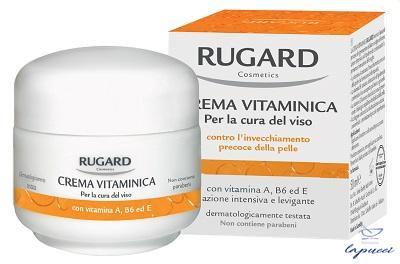 RUGARD VITAMINICA CREMA VISO 50 ML
