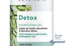 DERCOS NUTRIENTS SHAMPOO SECCO DETOX 150 ML