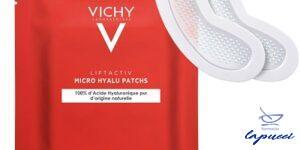 LIFTACTIV LIFT MICRO NEEDLING EYE PATCH 1 APPLICAZIONE