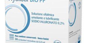 HYALISTIL BIO PF SOLUZIONE OFTALMICA PHOSPHATE FREE MONODOSEA B