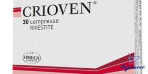 CRIOVEN 30 COMPRESSE