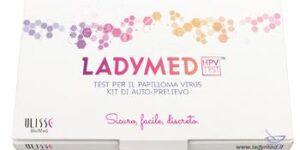 LADYMED HPV TEST SET DI AUTOPRELIEVO