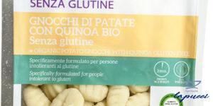 BIOFREE GNOCCHI DI PATATE SENZA GLUTINE CON QUINOA 400 G