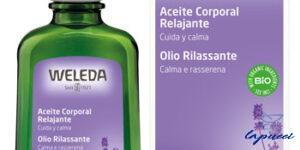 OLIO RILASSANTE LAVANDA 100 ML