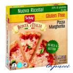 SCHAR SURGELATI PIZZA MARGHERITA BONTA' D'ITALIA 2 X 350 G