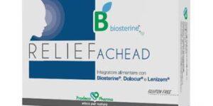 BIOSTERINE RELIEF ACHEAD 6 COMPRESSE