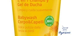 BABYWASH CORPO&CAPELLI CALENDULA 200 ML