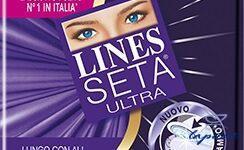 LINES SETA ULTRA ASSORBENTI LUNGHI 9 PEZZI
