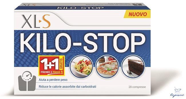 XLS KILO-STOP 28 COMPRESSE 1 1