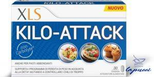 XLS KILO ATTACK 30 COMPRESSE