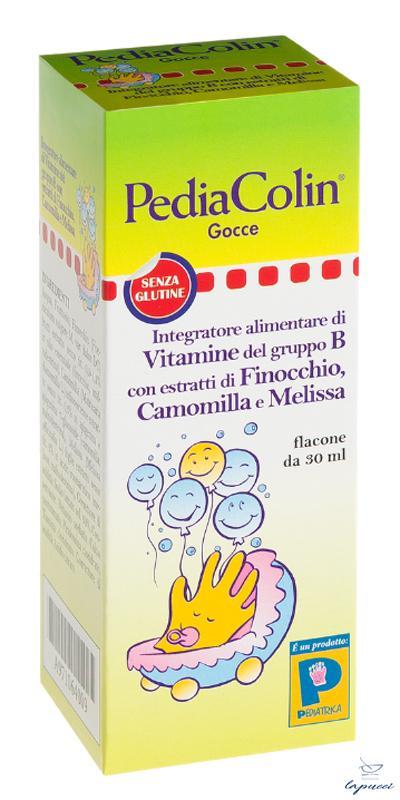 PEDIACOLIN GOCCE 30 ML