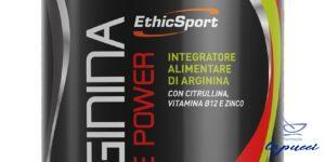 ETHICSPORT ARGININA ACTIVE POWER 90 COMPRESSE DA 1500 MG